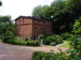 Hotel photo: Ferienwohnung am Mühlenpark