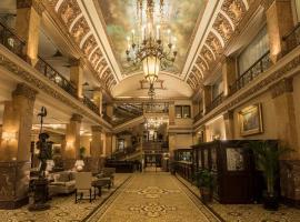 Hotel near Milwaukee