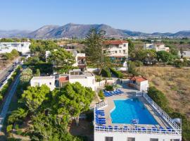 Hotel photo: Panorama-Seaview Studios & Apartments