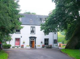 Hotel near Loch Ness