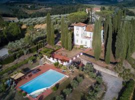Hotel photo: Villa Del Pino B&B