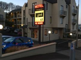 A picture of the hotel: Motel On York