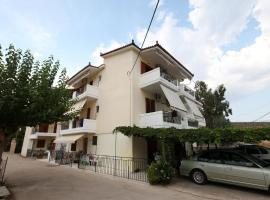 Hotel photo: Sofia Apartments - Kantia