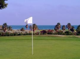 Hotel photo: WEINBAUM Golf and sea