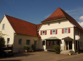 Hotel photo: Landhaus Staufenberg