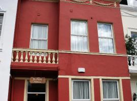 Hotel near Irlanti
