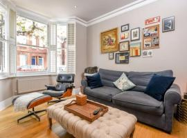 Foto di Hotel: Stunningly Decorated 3BD Family Home in Hammersmith