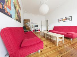 A picture of the hotel: primeflats - Apartment Togo - Afrikanisches Viertel