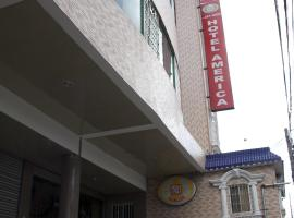A picture of the hotel: Hotel América Tegucigalpa