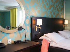 Фотография гостиницы: Thon Hotel Nidaros (Gildevangen)