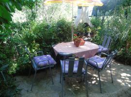 Hotel photo: Studio apartment in Motovun