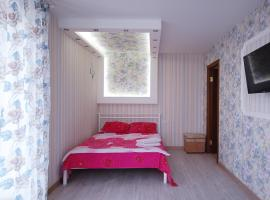 A picture of the hotel: Apartment on Oktyabrskaya sq