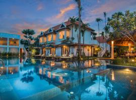 Hotel near Angkor