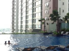 A picture of the hotel: Lumpini Riverside Bangkok Unit312B