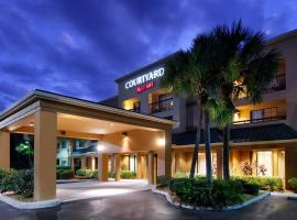 A picture of the hotel: Courtyard Sarasota Bradenton Airport