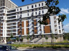 Hotel photo: Łódź Fabryczna Apartament
