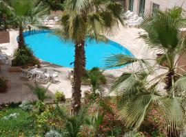 Hotel photo: Petra Palace Hotel