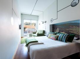 Hotel Photo: Pensao O Laranjeira