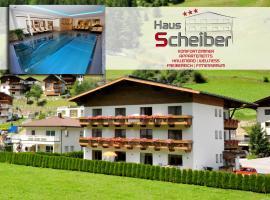 Hotel photo: Haus Scheiber