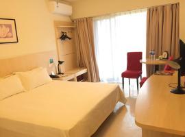 होटल की एक तस्वीर: Jinjiang Inn - Dongguan South China Megamall