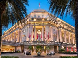 होटल की एक तस्वीर: The Fullerton Hotel Singapore