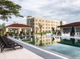 Hotel near Libéria