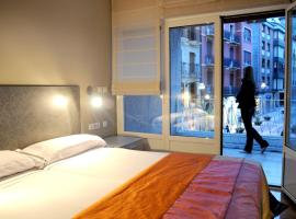 Hotel fotografie: Juego Bolos Ostatua