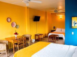 A picture of the hotel: Hotel Maya Vista