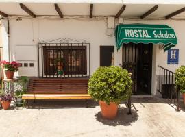 Hotel photo: Hostal Soledao