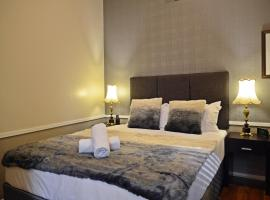Hotel Photo: Auckland City Hotel - Hobson St