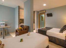 Hotel photo: Alexandra Aparthotel BenstarHotelGroup