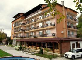 Hotel Photo: Family Hotel Lipite