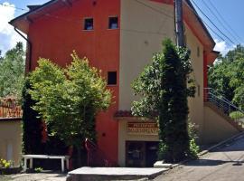 Hotel photo: Hotel Restaurant Vodenitsata