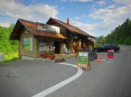 Hotel near Nationalpark Slowakisches Paradies
