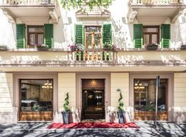 Hotel photo: Hotel Minerva Palace