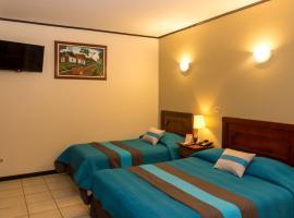 Hotel photo: Hotel y Restaurante El Guarco