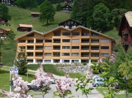 Hotel near Grindelwald