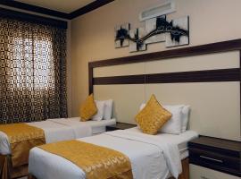 Hotel photo: El Tawfiq Furnished Suites Malaz
