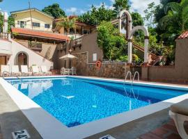 होटल की एक तस्वीर: Kapok Hotel