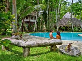 Hotel photo: Natura Cabana Boutique Hotel & SPA by Mint