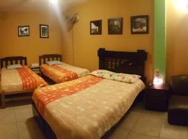 Hotel near Chincha Alta