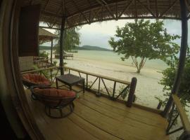Hotel photo: Leng Meng Beach Bungalow