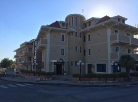 Хотел снимка: Aerhotel Phelipe