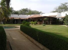 Hotel near Sénégal