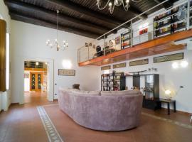 A picture of the hotel: A casa di OZ
