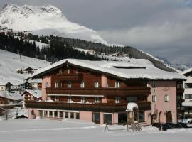Hotel photo: Hotel Garni Lärchenhof