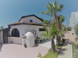 Hotel near Salamis