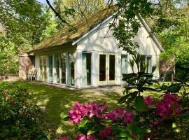 """Hotel photo: Vakantiewoning Tjiftjaf in """"Het Fonteinbos"""""""