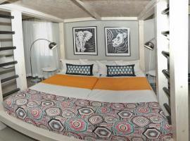 Hotel photo: Gondwana Etosha Safari Camp