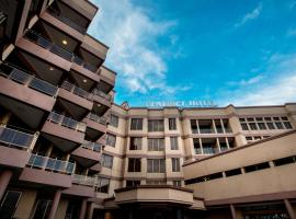 Hotel near Democratic Republic of the Congo